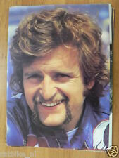 PHILIPPE COULON POSTER CC 1978 ROADRACE,PILOTE CONTINENTAL CIRCUS MOTO GP