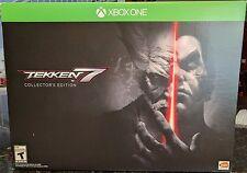 Tekken 7 Collector's Edition (NEW, Microsoft Xbox One, 2017)