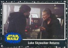 Journey To Star Wars The Rise Of Skywalker Black Parallel 88 Luke Skywal 011/199
