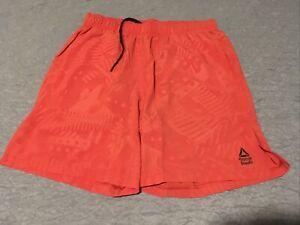Reebok Crossfit Austin II Shorts, Chartreuse. Men's Medium. New with Tags