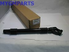 SILVERADO SIERRA 2500HD 3500HD LOWER STEERING SHAFT W/COUPLER 2001-2006 25958108