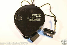 Sony AN-61 compact antenne pour radio à ondes courtes