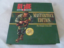 GI JOE ACTION SOLDIER MASTERPIECE EDITION DELUXE BOOK & REPRODUCTION HASBRO 1996