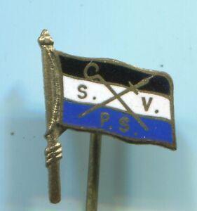 Fußball / Sport-Abzeichen vor 1945 : S.V. P.S. / SV PRUSSIA SAMLAND KÖNIGSBERG !