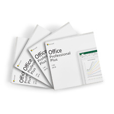 Microsoft Office 2019 Pro Plus Key retail  for Windows PC