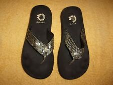 Yellow Box Flip Flop SANDALS WOMEN'S SIZE 7