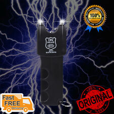 Electro Shocker Stun Toy For Self-Defense Electric Shock Wand w/ LED Flashlight