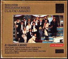 Rossini: il viaggio a Reims McNair Ramey Studer Serra Raimondi Dara creda 2cd