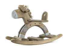 Rocking horse Isabel from solid pine