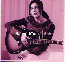SOUAD MASSI - rare CD album - France