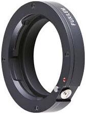 Novoflex Fux/Lem objetivamente-adaptador/fuxlem/Leica m a Fuji X Mount/Nuevo