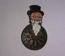 More details for vintage father william younger dartboard enamel badge