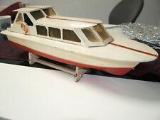 RC Motoryacht - Vintage - Restaurationsobjekt- an Bastler
