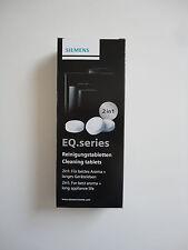 10  ORIGINAL SIEMENS Reinigungstabletten  TZ 80001 f. Supresso + EQ 1 Packung
