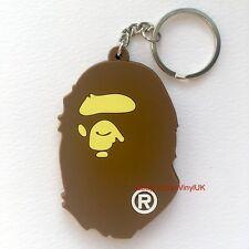 BAPE A Bathing Ape Kaws Key Ring Chain Keyring Keychain  - Urban Street Wear