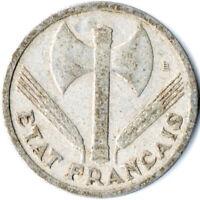 COIN / FRANCE / 1 FRANC 1943  #WT1583