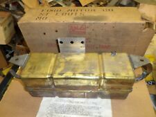 1948 1949 1950 1951 55 1958 ?? ford truck nos radiator auxiliary tank #7EQ-8062