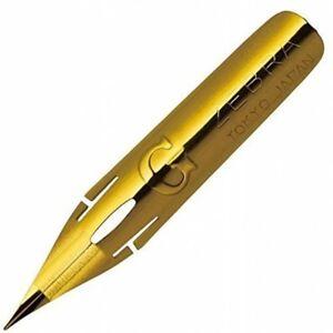 Zebra cartoon pen tip Titanium G 10 pcs PG-7B-C-K 4901681104000 Gold NA