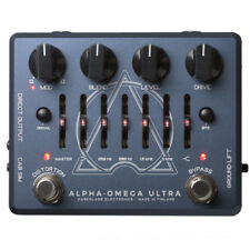 Darkglass Electronics Alpha Omega Ultra Dual Bass Preamp/OD Pedal Dark Glass