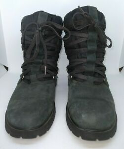 Timberland Green Winter Snow Boots Size 8M Women's
