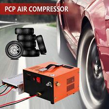Portable 12v Pcp Air Compressor Air Gun High Pressure Pump Transformer 110220v