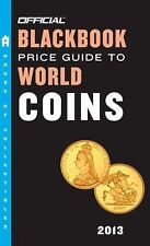 The Official Blackbook Price Guide to World Coins 2013-ExLibrary