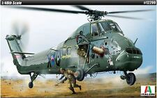 Academy WESSEX UH.5 Royal Navy Helicopter Plastic Model Kit 1/48 Aero Gift 12299
