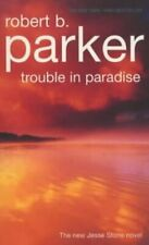 New listing  TROUBLE IN PARADISE By Robert B. Parker **BRAND NEW**