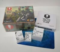 War For Chicken Island Board Game 2020 Draco Studios NEW Kickstarter exclusive!