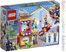 LEGO 41231 DC SUPER HERO GIRLS Harley Quinn eilt zu Hilfe Steve Trevor N2/17