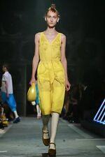 NEW Marc By Marc Jacobs Brilliant Lemon Spring/Summer 2015 Dress.SZ:S