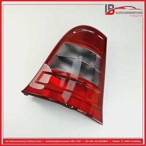 MERCEDES BENZ A-KLASSE W168 A 190 Rückleuchte links mit Lampenträger 1688202864