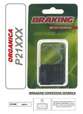 BRAKING Brake Pads Organic MTB all Mountain Shimano XT Slx