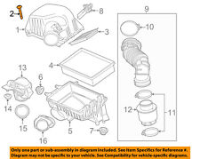 GM OEM Air Cleaner Intake-Upper Cover Bolt 12800518