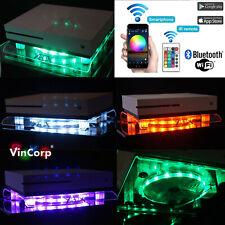 Wifi RGB LED USB Design Kühler Lüfter Fan Ständer Xbox One X / S Scorpio Live