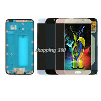 FOR SAMSUNG Galaxy J7 Pro J730G J730GM SM-J730F/DS LCD TOUCH SCREEN±Frame NEW