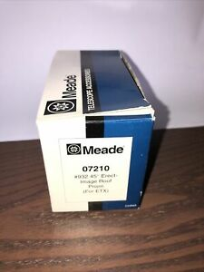 Meade 07210 45 Deg Erect Image Roof Prism For ETX Telescopes #932 In Box
