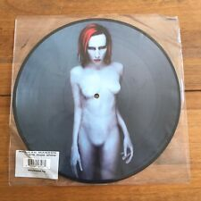 "Marilyn manson - The Dope Show  10"" Picture Disc Vinyl"