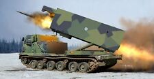 Trumpeter 1/35 M270/A1 multiple launch rocket system-Finlande/Pays-Bas # 010