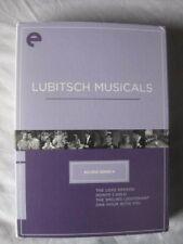 Lubitsch Musicals Eclipse Series 8  Collection DVD