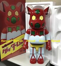Medicom Be@rbrick 2017 Getter 1000% Red Robo Mazinger Getter-1 Bearbrick 1pc
