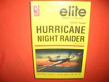 1/48 Hobbycraft Elite 9582, Hawker HURRICANE NIGHT RAIDER