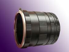 Macro Extension Tube EF EF-S for EOS Canon 5D MARK IV 760D 750D 1200D 1100D 80D