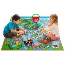 Strassenteppich Kinderteppich Spielteppich Puzzle Spiel Kinderzimmer Teppich NEU