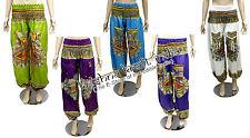 25pc Wholesale Lot Harem Pants Gypsy Trousers Pajama Hippie Boho Indian Afghani