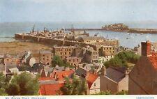 St Peter Port - GUERNSEY - Channel Isles - Original Unused Postcard (60280)