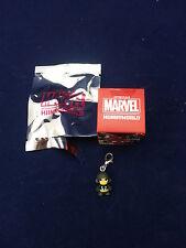 "Kidrobot x Marvel 1"" MUNNY Zipper Pulls Series 1 - Thor Worldwide Free S/H"