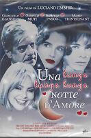 Dvd **UNA LUNGA LUNGA LUNGA NOTTE D'AMORE** con G.Giannini O.Muti nuovo 2000