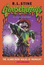 Goosebumps #20: The Scarecrow Walks at Midnight by R. L. Stine (2003, Paperback)