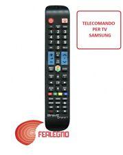 MANDO A DISTANCIA NEGRO SOLO PARA TV SAMSUNG LCD DEL PLASMA TELEVISIÓN ART.92499